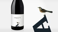 "#Wine-#Label ""Ambata"" for WEIN&VINOS"