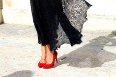 Style: Ulyana Sergeenko