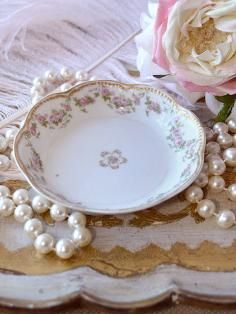 Could be lovely vanity bowl