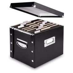 Snap N Store File Box - IDESNS01533