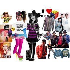 """80's Fashion"""