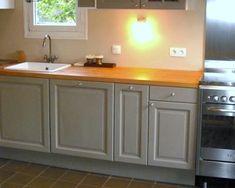 R sultat de recherche d 39 images pour repeindre sa cuisine avant apre - Repeindre sa cuisine avant apres ...