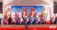 Cho thue nha bat khong gian và Lễ  Khởi công Dự án Phú Thịnh Plaza