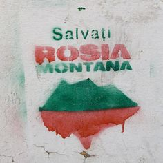 """""""Save Rosia Montana"""": environmental cause meets civic dissatisfaction. Romanian citizens have been engaged in a struggle against corporate and governmental transgressions on environmental and citizenship rights #Europe #EU #Romania #rosiamontana #goldmining #ecology #RMGC"""