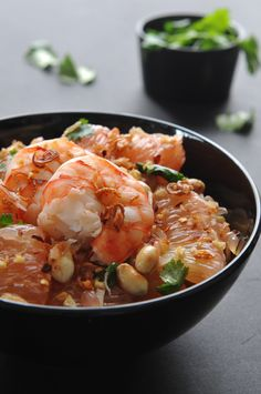 Pomelo Salad - one of my FAVORITE recipes from RachelCooksThai.com