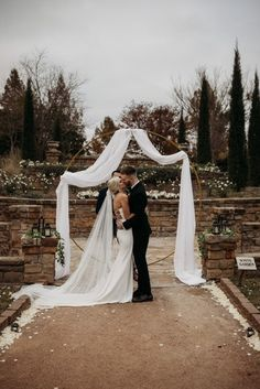 Such a gorgeous ceremony set-up for this small intimate 15 people wedding at White Garden. Photo catpurted by Brittany Gilbert Photography. #micorweddings #intimatewedding #fallweddings #gardenweddings #outdoorweddings #ceremony Clark Gardens, White Gardens, Brittany, Fall Wedding, Lawn, Wedding Dresses, People, Photography, Fashion