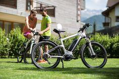 BMW E-Bikes für Bergland Gäste