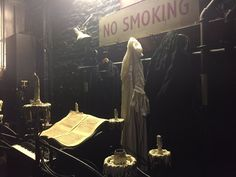 Operafantomet: phantoming, miniatureoftheopera:  Backstage at Her Majesty's...