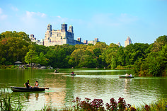 Located just steps from the hotel, Central Park serves as an 843-acre idyllic retreat during the summer months in NYC. There is truly something for everyone - from the Central Park Zoo and picnicking on the Great Lawn, to Shakespeare in the Park and row boating on the Lake!    What to bring: Sunscreen, Frisbees, Sporting games, or just a blanket to relax- Central Park allows you to enjoy your time in your way!