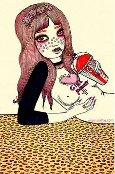 Girl power | von Valfrè <3