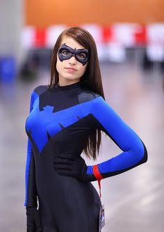 Female Nightwing