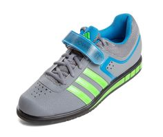 10c48301bae463 Here's our review of the Adidas Powerlift 2.0 weight lifting shoe. An  incredibly good value for money shoe, see how you can improve your lifting.