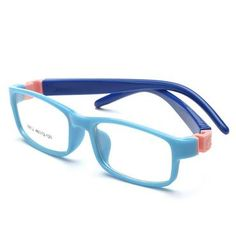 36a0e96943 Children Optical Glasses TR Eyeglasses Kids Frames Eyewear Prescription  Glasses Flexible Rubber No Screw Bendable Amblyopia