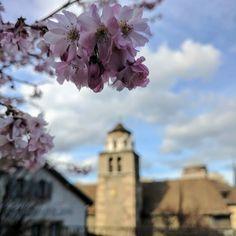 #spring in #geneva