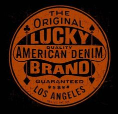 American Denim by Christopher Martin, via Behance