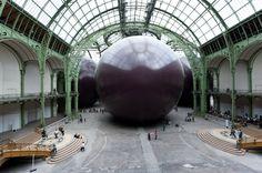 Anish Kapoor: Monumenta 2011 - Leviathan