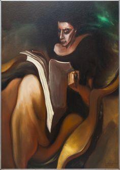 pintura de Tomasz Witkowski