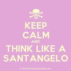 Thanks, Nadie-Leigh from Phoenix!  LOVE THIS! #ThinkLikeaSantangelo