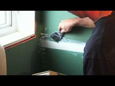 How to Tape and Mud Sheetrock