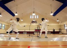 University of the Incarnate Word's Brain Power Center for Fencing and International Sports