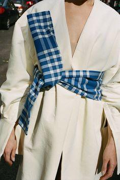 LE MANTEAU CEINTURE, JACQUEMUS Clothing, Shoes & Jewelry - Women - women's belts - http://amzn.to/2kwF6LI