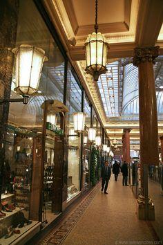 Arcade des Champs-Elysées