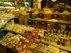 Mercado de las Especias en Estambul