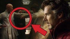 ALL THE EASTER EGGS in the New Doctor Strange Trailer