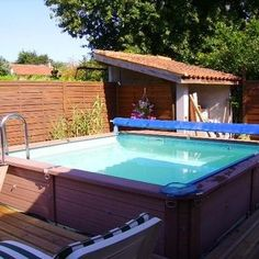 Local Technique, Tub, Outdoor Decor, Home Decor, Piscine Hors Sol, Swimming Pool Kits, Recycled Products, Bathtubs, Decoration Home