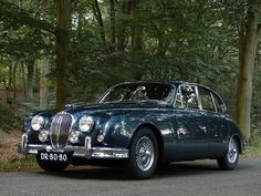 Jaguar Mark 2 3.8 litre | Flickr - Photo Sharing!