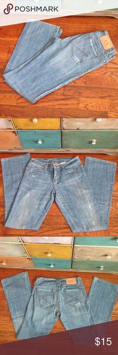 Armani Exchange Jeans Worn gently. Size 4 Regular. Armani Exchange Jeans Boot Cut