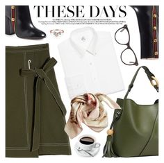 """Rainy Days"" by metisu-fashion ❤ liked on Polyvore featuring Gucci, Brooks Brothers, Burberry, STELLA McCARTNEY, polyvoreeditorial and metisu"