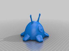 Brain Slug by 7777773.