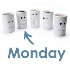 It's monday - Have a coffee!     How does your monday look like? Tell us on www.facebook.com/gomio