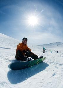 Cairngorm Mountain, Snowboarding Scotland