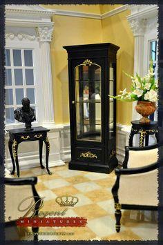 Opulence Diorama 1:6 scale Regent Miniatures