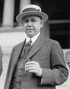 Adolfo de la Huerta.jpg presidente de México 1920.