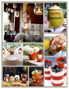 Backyard BBQ Dessert Ideas - Bing images