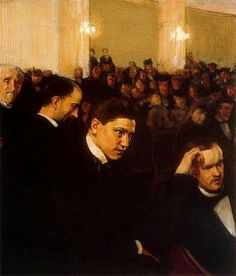 The Concert, Magnus Enckell