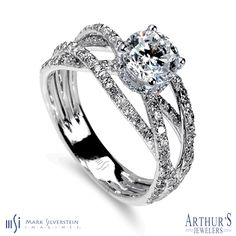 Live in Love...  Paradise Ring by Mark Silverstein Imagines