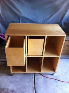 Has anyone built a comic book storage bin (wooden) before? - Collectors Society Message Boards