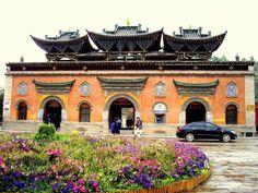 Kumum monastery, Amdo, China