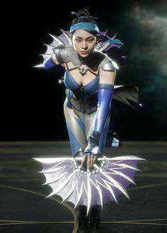 Bow down, bitches Kitana Mortal Kombat, Cosplay Mortal Kombat, Jade Mortal Kombat, Mortal Kombat Games, Xbox, Playstation, Video Game Characters, Female Characters, Kitana Cosplay