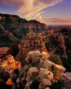 Sedona, Arizona~  Ian Whitehead Photography © 2010.