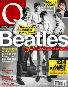 The Beatles Polska: The Beatles w magazynie Q