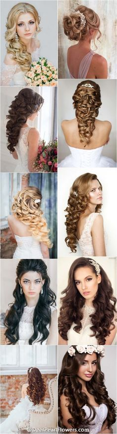 1000+ Wedding Hairstyles for Long Hair…