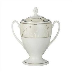 Waterford Lisette Sugar Bowl with Lid