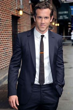 Ryan Reynolds. dazzling when he wants to be, but always a stud.