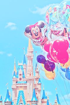 Disney World will be my home someday I hope!