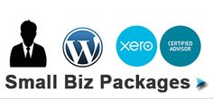 Small Biz Packages - Business Advice, Xero Accounting, Web Marketing